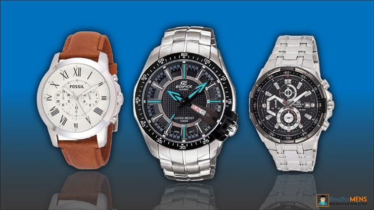 10 Best Mens Watches Under 10000 in India to add In Your Wardrobe