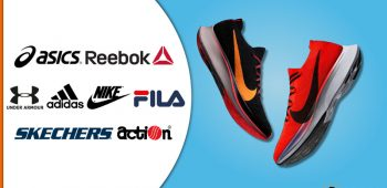 Top Sports Shoe Brands in India for a Comfy and Durable Shoes