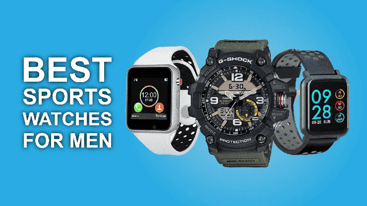 Top Rated Best Sports Watches For Men to Buy Right Now in India