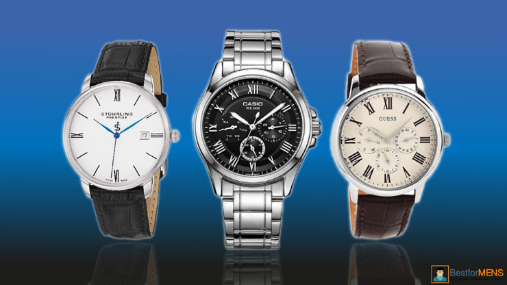Best Mens Watches Under 5000