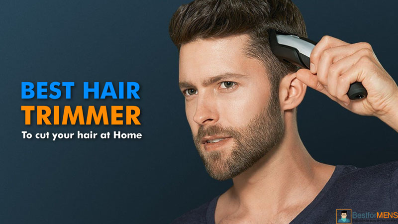 Best hair trimmer and clippers for men in India
