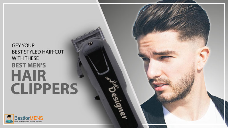 Best Hair Clipper For Men In India